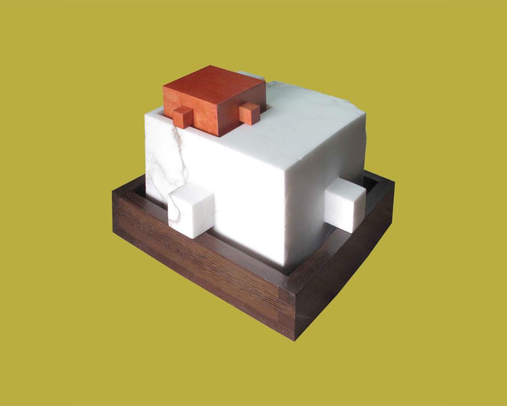 Volume Constructif pour une Idée Habitable