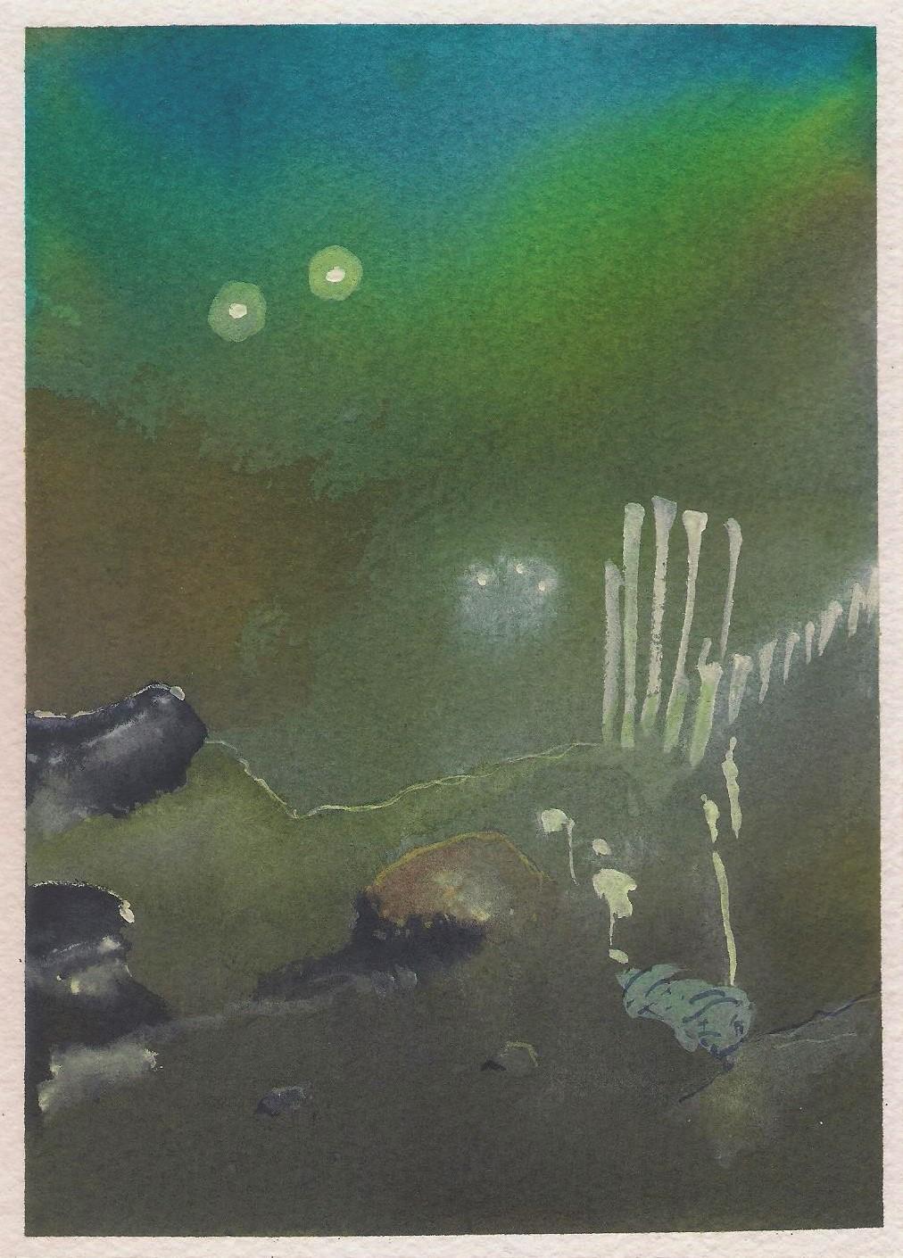 Serie Postales   num. 15